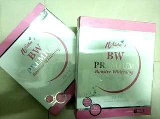 BW Premium Booster Whitening 3gramX20 Sachet