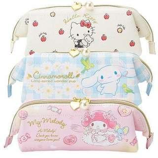 Sanrio收納袋/筆袋/化妝袋