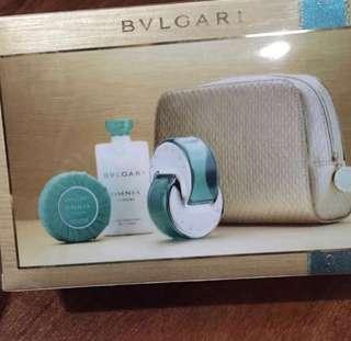 Original Bulgari perfume set