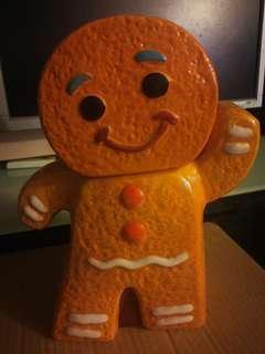 Ginger men 薑餅人