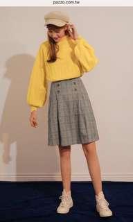 🚚 Pazzo 格子裙