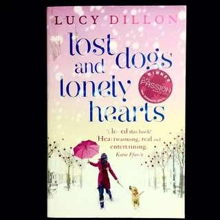 Lost Dogs and Lonely Hearts by Lucy Dillon (romance novel book)
