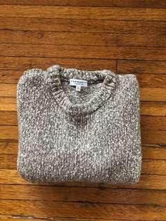 Community wool sweater