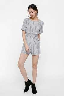🚚 Brand New Love Bonito Bailey Printed Playsuit Color