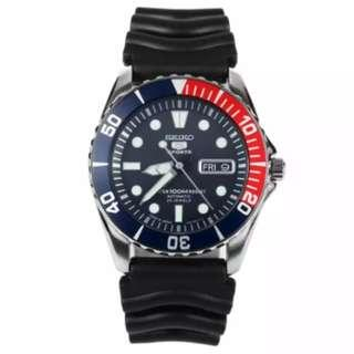 Seiko 5 Sports Automatic 23 Jewels Made in Japan