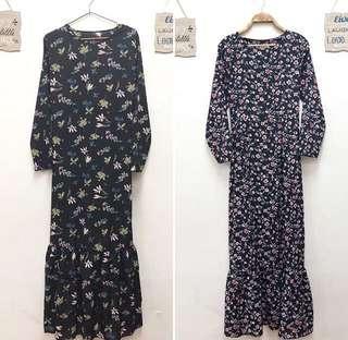 SALE! Floral Maxi Dress