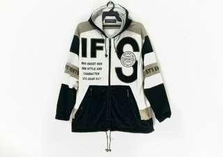 Infinity Jacket Sweater Winter Jacket with Detached Hoodie