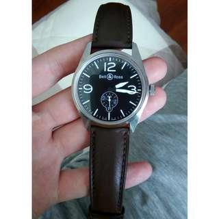 Bell & Ross BR123 Original Brown