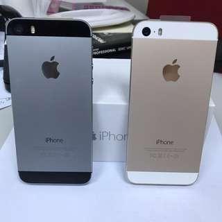 second hand iphone5S 32gb   99%new 100%work  Original