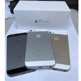 99%New second hand iphone5S 64gb