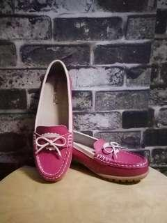 Leather woman shoes #shero