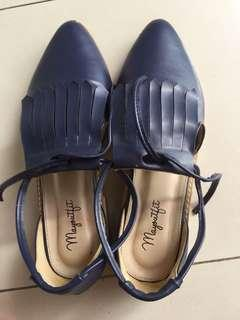 mayoutfit shoes navy