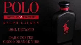 Polo Red Extreme EDP 10ml decants