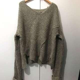 Women Sweater special design fit s-m