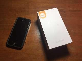Iphone 5 32gb black fullset mulus bsd