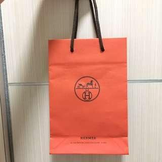 Hermes paperbag