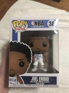 Joel embiid nba funko pop