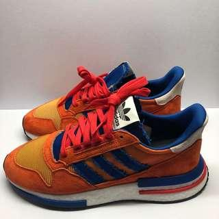 Adidas Dragonball Z ZX500 RM  (for trade only – the same model but US 11.0 size)