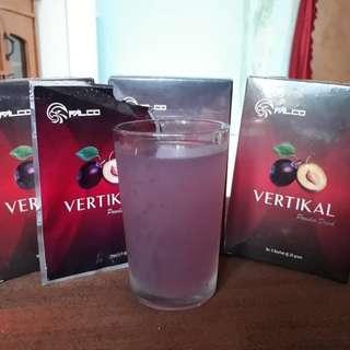 Vertikal Drink Minuman Sejuta Manfaat