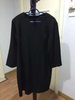 Padini Black Dress