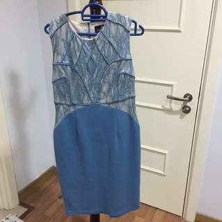 Doublewoot Blue Dress