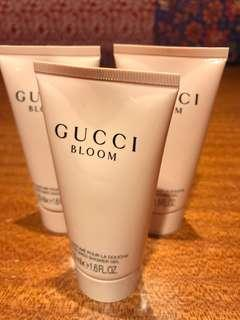 Gucci bloom shower gel