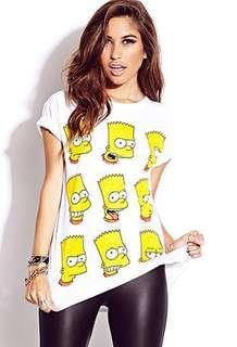 Brat Simpson T-Shirt