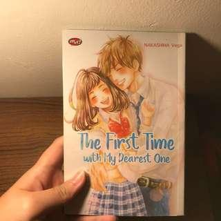 the first time with my dearest one