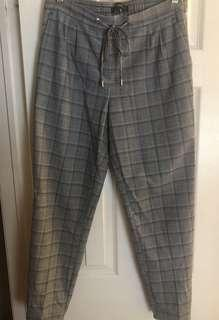 Dynamite Plaid Pants