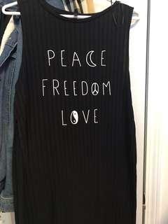 Half open dress/shirt from H&M