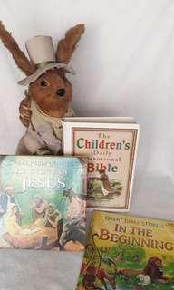 Children's BIBLE set