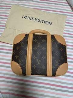 Louis Vuitton Mini Luggage 19ss Show
