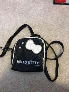 Kids hello kitty shoulder bag
