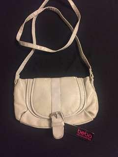 Brand new beba accessories grey handbag / cross body bag / shoulder bag