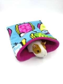 Cosy Snuggle Sack For Guinea Pigs And Hedgehogs