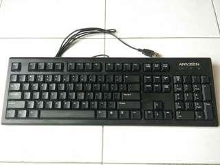 Keyboard Anyzen (Harga Lelong!)