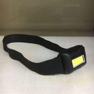 2 units of COB LED AAA Headlamp