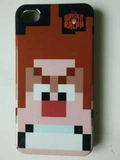 Wreck it Ralph Iphone Cover