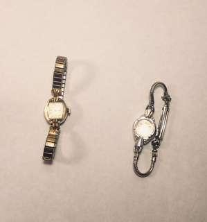 Vintage Gold Filled Ladies Watches