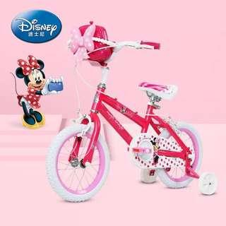 🚚 Mini Mouse Kids Bicycle