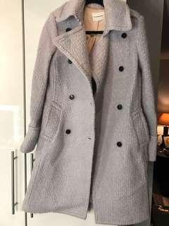 Club Monaco - Boucle Coat - Size 8
