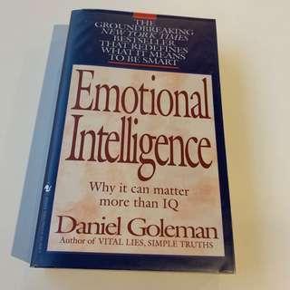 🚚 Emotional Intelligence by Daniel Goldman
