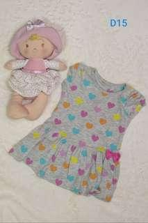 Pre-loved baby Mothercare dress