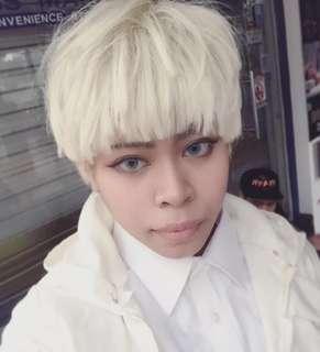 Devilman crybaby asuka ryo wig