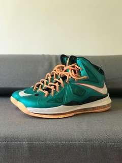 "LeBron 10 ""Dolphins"""