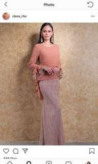 Long Dress Clasa Rtw - Innara Ruffle