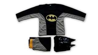 🚚 Batman Kids Party Costume
