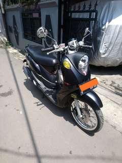 Fino CW 2012 km rendah pajak panjang condet