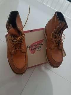 Red Wings Boots *Mint Condition*