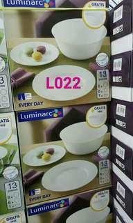LUMINARC 13 PCS EVERYDAY SET